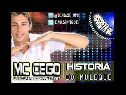MC Cego - Historia do Muleque ( FUNK PE )