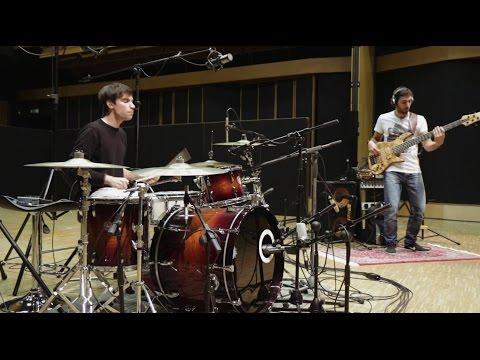 24k Magic - Bruno Mars [ Drum  Bass Cover ]