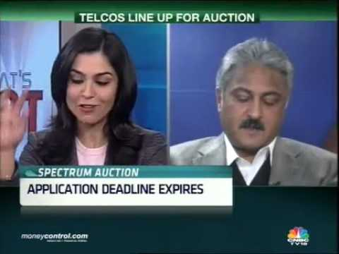This spectrum auction round to be more aggressive: Experts -  Part 1