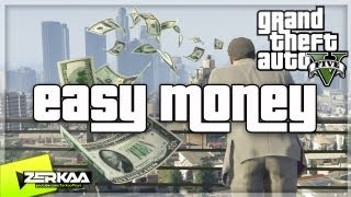 GTA V How To Make Easy Money On Stock Market (During