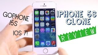 Perfect Iphone 5S Clone Best 1:1 Copy IOS 7 Goophone