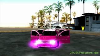 GTA SA- Novo Mod De Abrir E Fechar Portas E Portas Malas