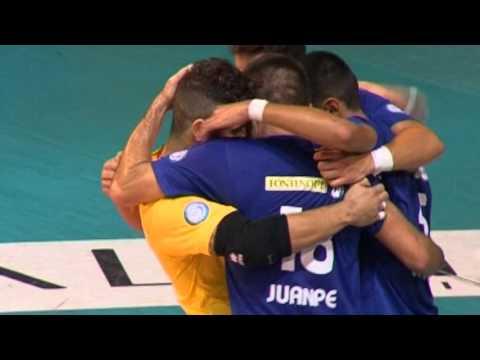 Serie A, Corigliano - Luparense 6-3 (04/10/15)