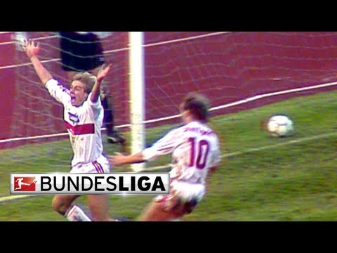 Jürgen Klinsmann's Greatest Strikes - Top 5 Goals