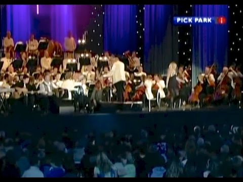 Beoga play the Proms in the Park.wmv