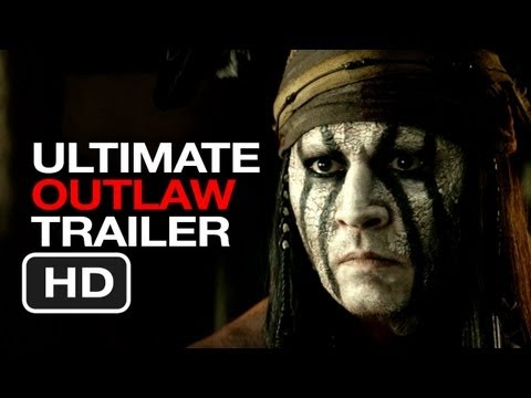 The Lone Ranger Ultimate Outlaw Trailer (2013) Johnny Depp, Armie Hammer Movie HD