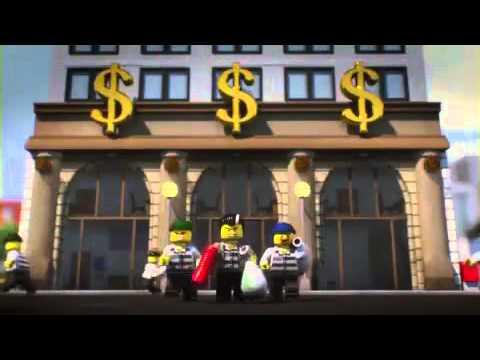 Игру Лего Сити Undercover На Psp