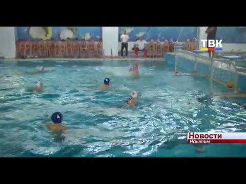 Ватерполисты Искитима победили в первом турнире по водному поло