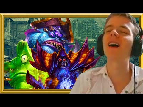 Post-Nerf Hearthstone Is Wacky (Feat. New Patches Voiceline)