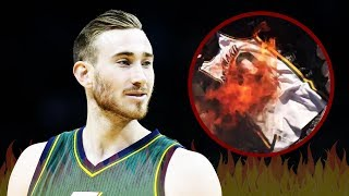 NBA Players Whose Jerseys Were Burned by Fans