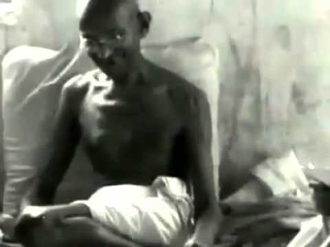 Mahatma Gandhi's First Television Interview (30 April 1931)