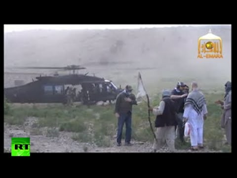 Taliban releases video of US soldier Bergdahl prisoner exchange