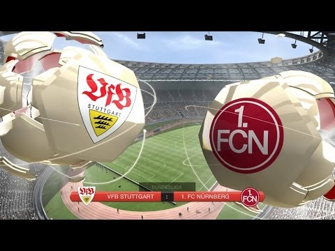 FIFA 13 Bundesliga Prognose - VfB Stuttgart vs. 1. FC Nürnberg - [Deutsch] [HD]