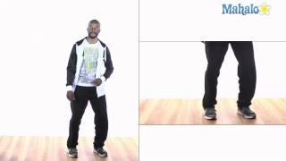 How To Do A Kick Cross Step