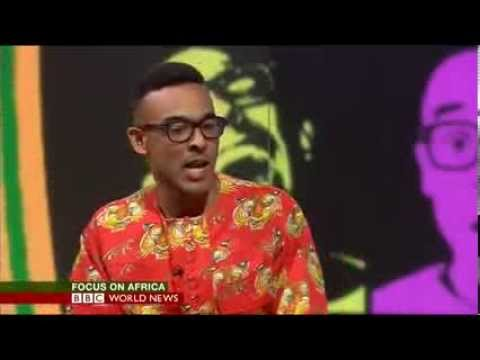 Ikenna Azuike interview on BBC World tv show, Focus on Africa