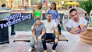 Nestors Fathers Day 2019!!! The Aguilars