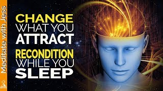I AM Affirmations while you SLEEP for Confidence, Success, Wealth, Health & Spiritual Alignment