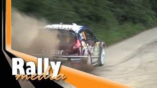 Vidéo WRC Rally Germany 2013 (HD - pure sound)
