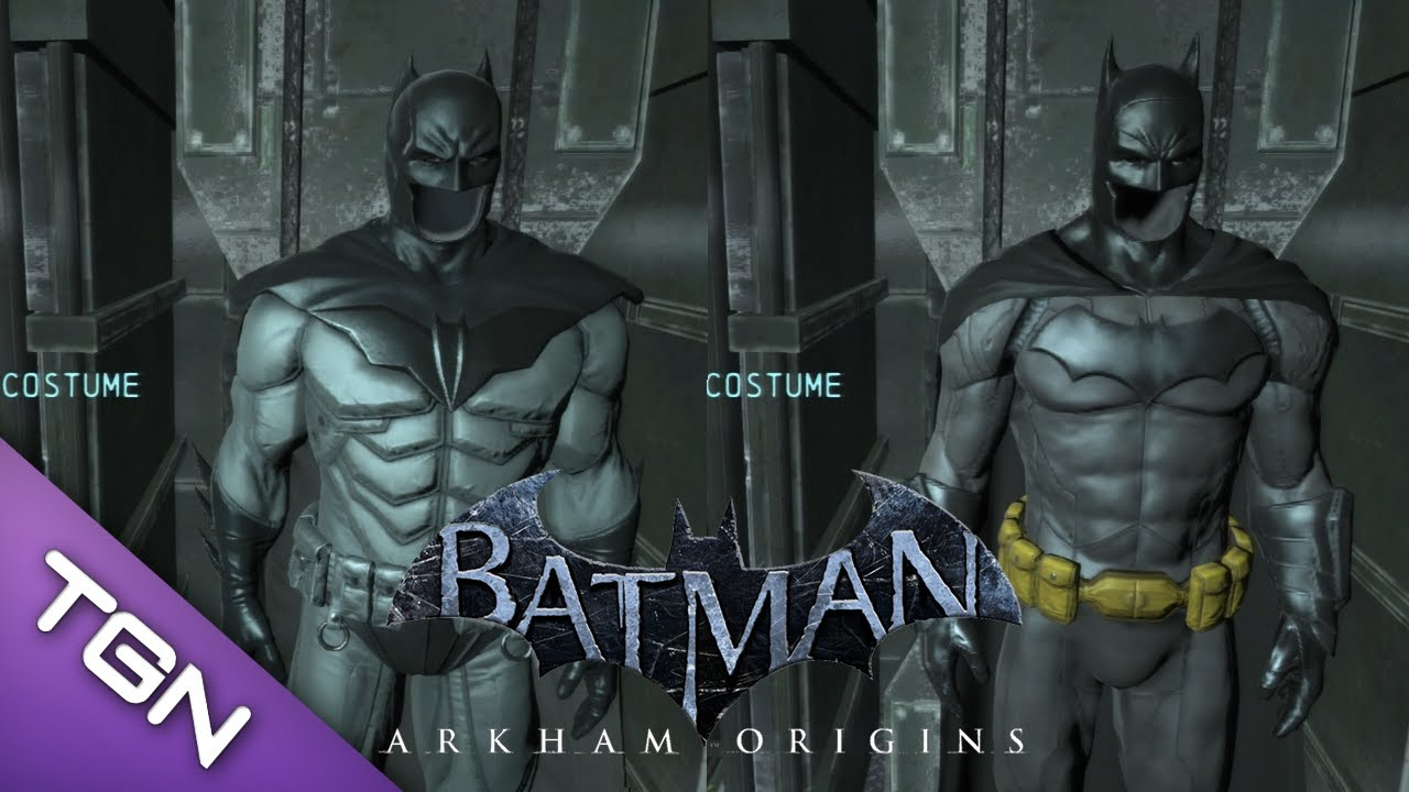 Batman Noel Skin Image...