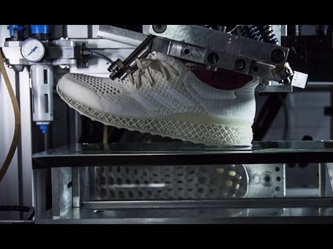 Suela Impresa en 3D