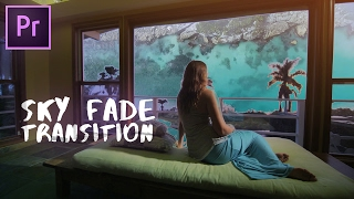 EASIEST Luma Fade Transition   Adobe Premiere Pro CC 2017 Tutorial (How to)