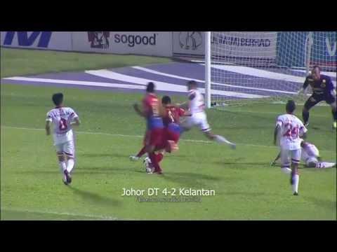Johor DT 4-2 Kelantan