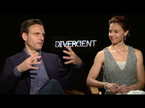 Interview with Tony Goldwyn and Ashley Judd for Divergent