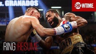 RING RESUME: Adrien Broner   SHOWTIME Boxing
