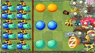 Plants vs Zombies 2 Hack Bowling Bulb one hit vs Gargantuar