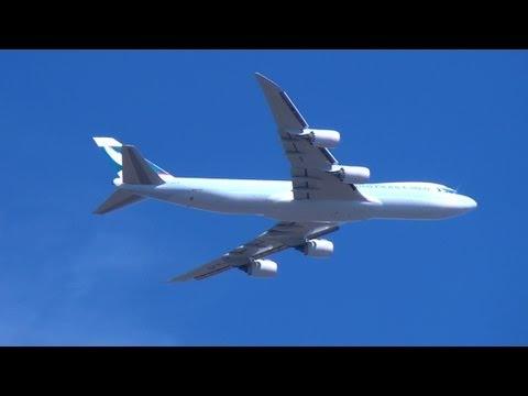 Cathay Pacific, Atlas Air,Thai Airways, Qantas Airways, China Southern Airlines, Air Canada  HD