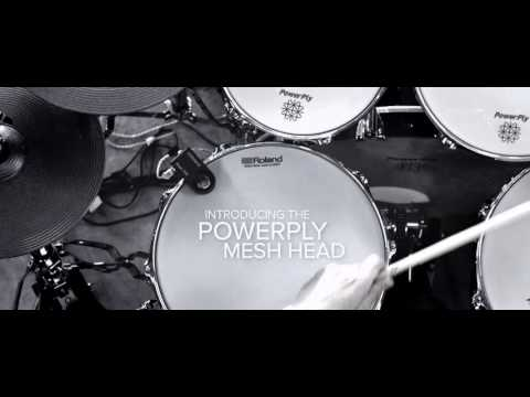 Roland MH2 Series Powerply Mesh Head 13""