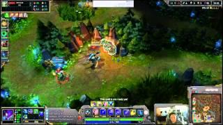 TheOddOne Playing Khazix Jungle (SEASON 4)