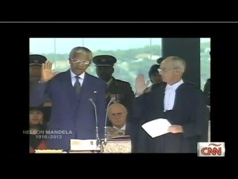 Un recuento de los logros políticos de Mandela