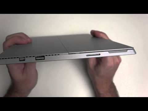Microsoft Surface Pro 3 Unboxing and First Look