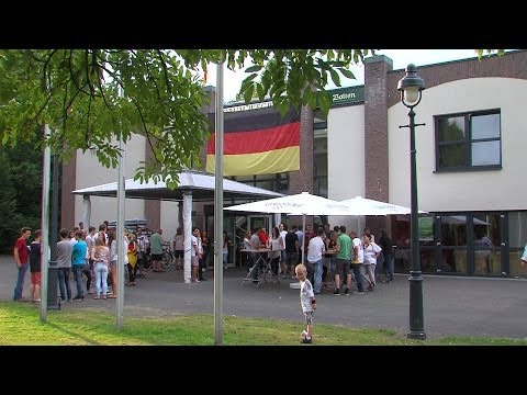 myREGIO.TV - AKTUELL: Public Viewing in Wegberg