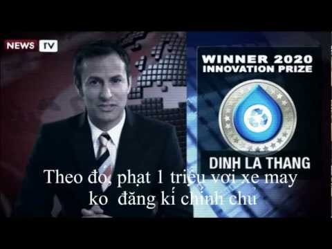 [Chế Vui] Bộ trưởng Đinh La Thăng nói về xe chính chủ