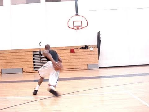 Dre Baldwin: Hands-Up Behind Back Combo Move Pt. 2 | Brandon Jennings Kobe Bryant Highlight NBA