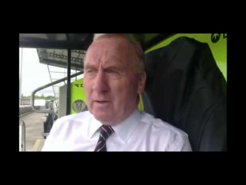 Tommy Craig - New St Mirren Manager - 14/05/2014