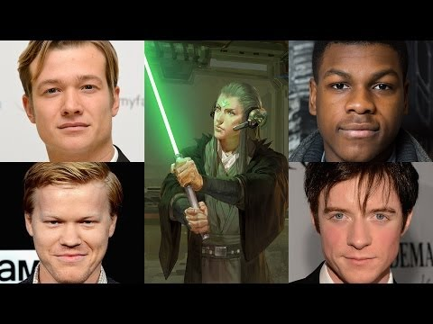 STAR WARS EPISODE VII Eyeing Young Jedi
