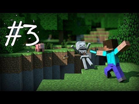 Cùng chơi Minecraft Survival #3: Enderman hay Slenderman? (Co-op w/ Lucgameviet, Hieupo)