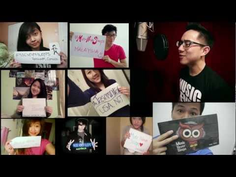 What Makes You Beautiful - One Direction (Jason Chen x Cathy Nguyen ft. YOU!)