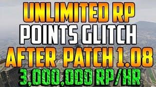 Gta 5 Online 3,000,000 RP/HR! UNLIMITED REPUTATION