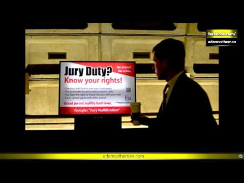 Jury Nullification goes mainstream, establishment rebels