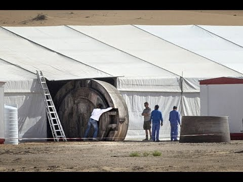 Star Wars Episode 7 Leaked Pics From Set In Abu Dhabi!