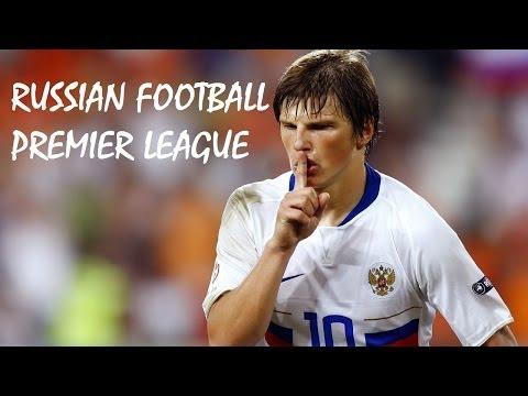 Présentation de mon équipe Russian Football Premier League