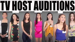 The Maganda Filipino TV Show Host Audition Reel