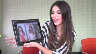 Victorious' VICTORIA JUSTICE On Style And Fashion!