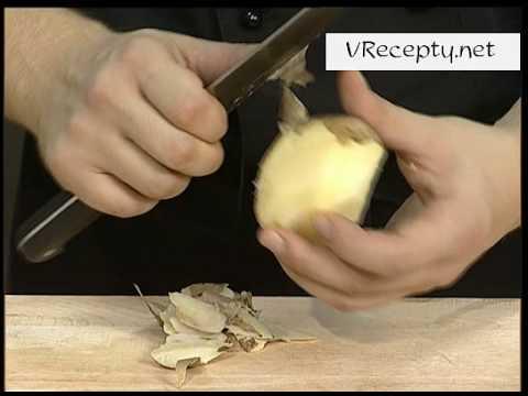Картофельно - мясная запеканка