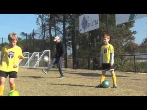 Marietta celebrates opening of new soccer park
