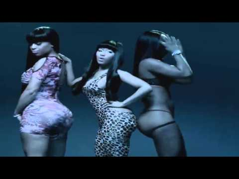 Nicki Minaj  - Beez In The Trap feat. 2 Chainz ( Official Video)